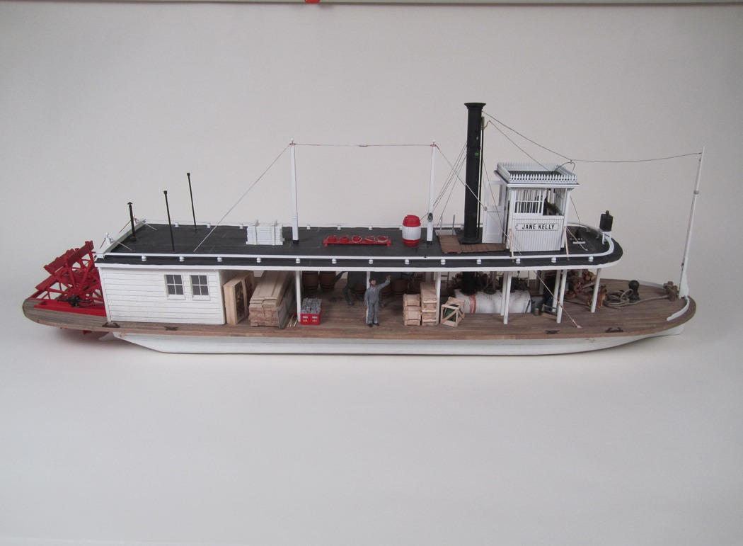 List of Synonyms and Antonyms of the Word: Model Sternwheeler